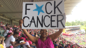 fuck cancer sign gwijo squad